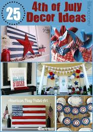 4th of july decor ideas tons of amazing decorations for that