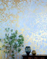 two creative ideas for wallpaper designs with marble pattern of