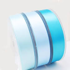 discount ribbon china discount ribbon 1 inch 25mm sky blue woven 100 polyester