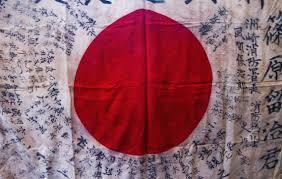 Japan War Flag Wwii Vets Return Combat Souvenirs To Japan Youtube