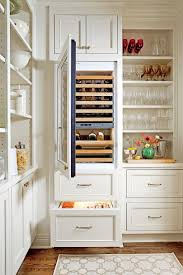 creative kitchen cabinet ideas southern living beverage cabinets