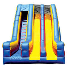 high quality cheap bouncers slides