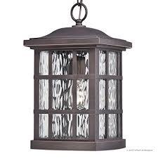 craftsman outdoor pendant light craftsman outdoor pendant light medium size 15 h x 9 5 w with