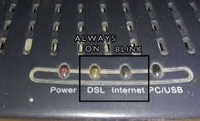 Dsl Light Blinking No Internet How To Fix Wifi Connected But No Internet Access