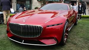 mercedes maybach s500 2016 mercedes maybach vision 6 review top speed