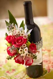 flowers wine 11 best anniversary flowers images on flower