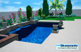 inspiration 50 rectangular pool designs with spa inspiration of