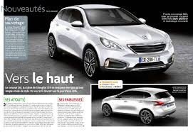 peugeot new cars new car for 2016 peugeot 6008 prettymotors com