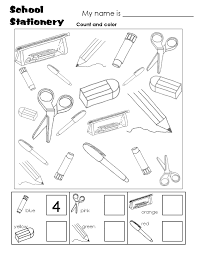 kindergarten worksheets colors shapes seasons clothes