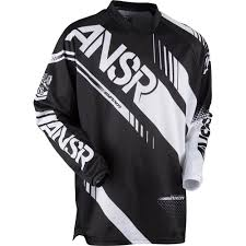 best motocross gear answer 2017 kids mx new syncron black white jersey pant youth