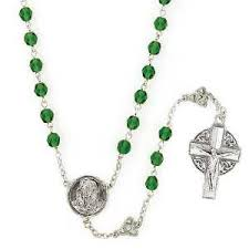 vatican jewelry vatican jewelry collection celtic emerald isle rosary