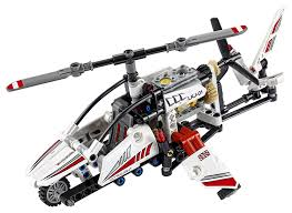 lego technic amazon com lego technic ultralight helicopter 42057 advance