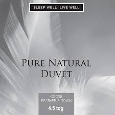 4 5 Tog Feather Duvet Buy Duvet And Duvet Covers Online In Ireland Shoplinens