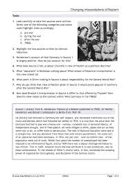 writing a historiography paper history teaching resources on interpretation teachit history 1 preview