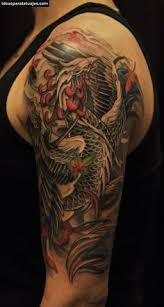 sleeve divinity tattoo phoenix for men tatoaje pinterest