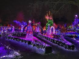 vancouver christmas light maze cinec e newsletter issue32