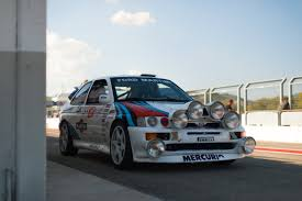 martini racing ferrari ford escort cosworth gr a icon auto class magazine