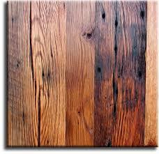 antique oak cabin grade of wide plank flooring