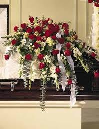 casket spray sympathy casket spray traditional pugh s flowers local florist