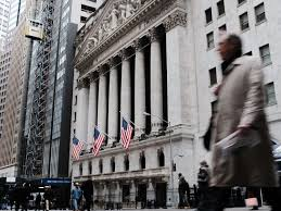 American Flag Walmart Stocks Slip As Walmart Drags Down The Dow
