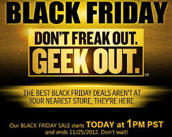 best black friday deals going on today holiday 2012 part xi u2013 what one can learn from promtional email