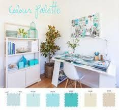 resolute blue menagerie paint palette paint palettes pinterest