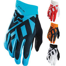 motocross gear fox racing shiv airline mens off road dirt bike motocross gloves