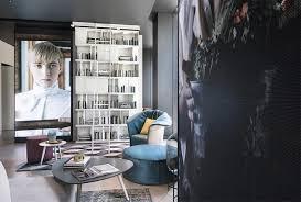 the new novamobili showroom in milan