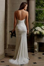 where to sell a wedding dress backless sheath wedding dress naf dresses
