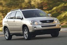 lexus rx 400h review 2007 lexus rx 400h review top speed