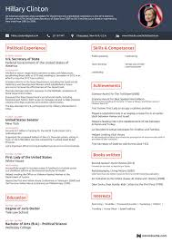 resume template here39s what a mid level professional39s should