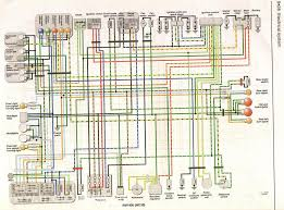 1997 zx7r wiring diagram 1997 wiring diagrams instruction