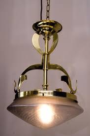 Art Nouveau Chandelier Art Nouveau Ceiling Lamp For Sale At Pamono