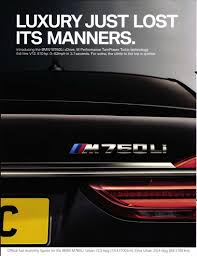 bmw magazine ads bmw rapped for condoning irresponsible driving campaign us