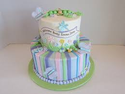 breathtaking baby shower cakes made with buttercream icing 42