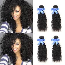 amazon black friday weving brazilian virgin curly hair weave 4 bundles 7a 100 unprocessed