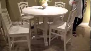 counter height gathering table 5 piece summerhill counter height gathering table set by liberty