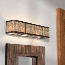Bar Light Fixture Rustic Farmhouse Vanity Lights You Ll Wayfair