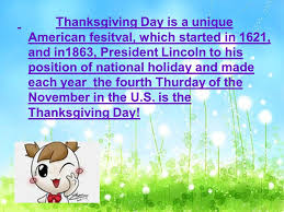 when was thanksgiving made a national in the us best