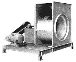 high cfm industrial fans industrial high pressure blower
