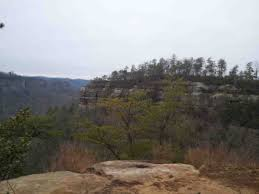 Red River Gorge Map Chimney Top Rock To Red River Gorge Com