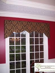 sycamore creek interiors a cornice window treatment