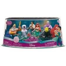 The Little Mermaid Bathroom Set The First Years Disney Baby Bath Toys The Little Mermaid