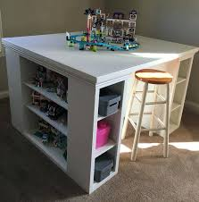 Craft Table Desk Craft Storage Desk U2013 Techpotter Me