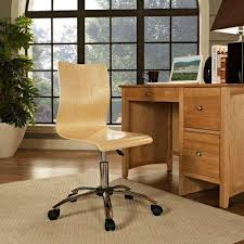 wood desk chair with wheels wheels wood desk chair office chairs home office furniture