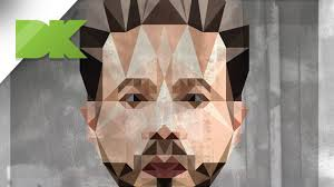 illustrator tutorial vectorize image how to create a low poly vector graphic in illustrator tutorial 10