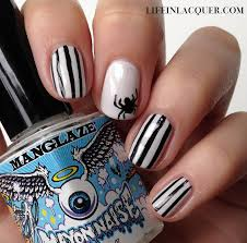 halloween spider web nail art youtube life in lacquer halloween