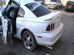 98 ford mustang for sale destroyed 1997 mustang svt cobra 4 6l dohc 5 spd with 67 000
