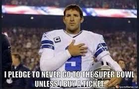 Romo Interception Meme - tony romo memes