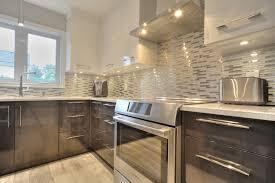 cuisine chaleureuse contemporaine chambre cuisine chaleureuse contemporaine armoires cuisines crea